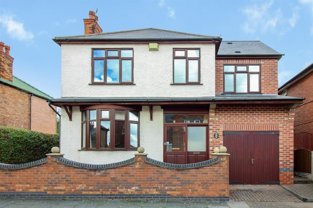 Thumbnail Detached house for sale in Ash Grove, Stapleford, Nottingham