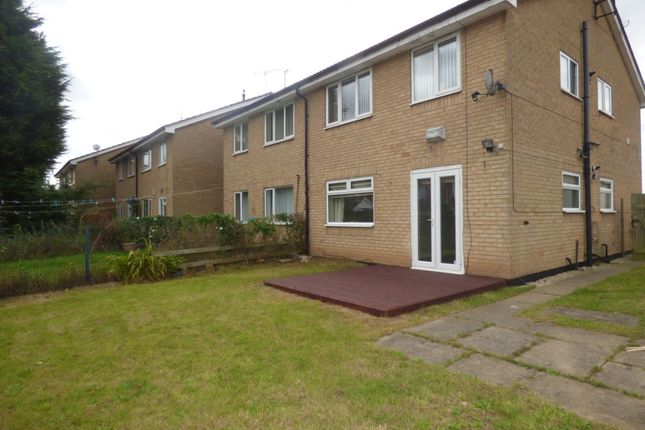 Thumbnail Flat for sale in Gayton Close, Balby, Doncaster