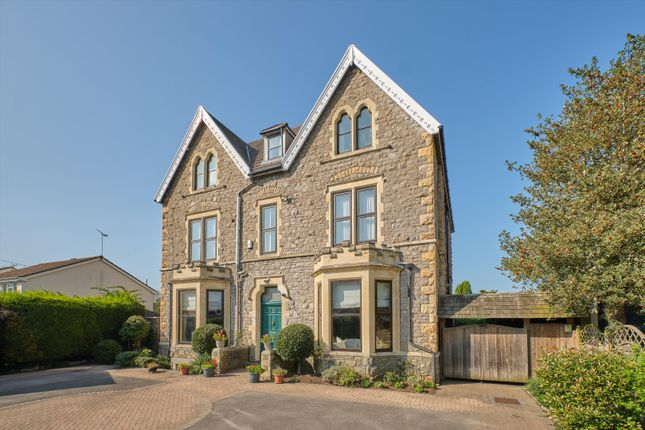 Thumbnail Detached house for sale in Princes Road, Clevedon, Somerset