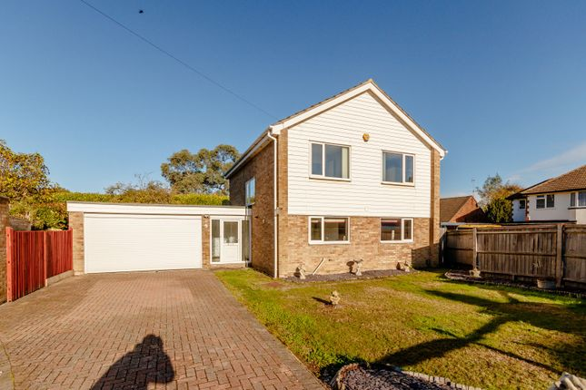 Thumbnail Detached house for sale in Millan Close, New Haw, Addlestone