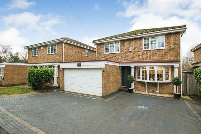Detached house for sale in Lingfield Road, East Grinstead, West Sussex