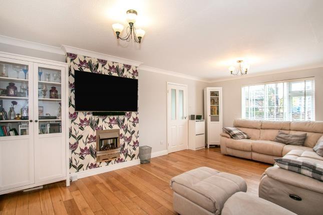 Thumbnail Detached house for sale in Burton, Christchurch, Dorset