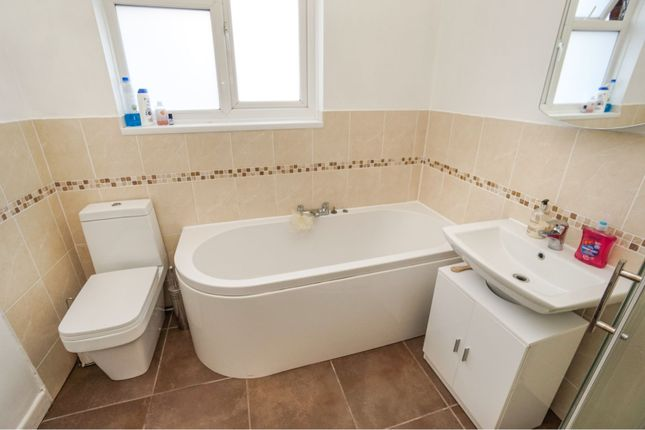 Bathroom of Bond Road, Southampton SO18