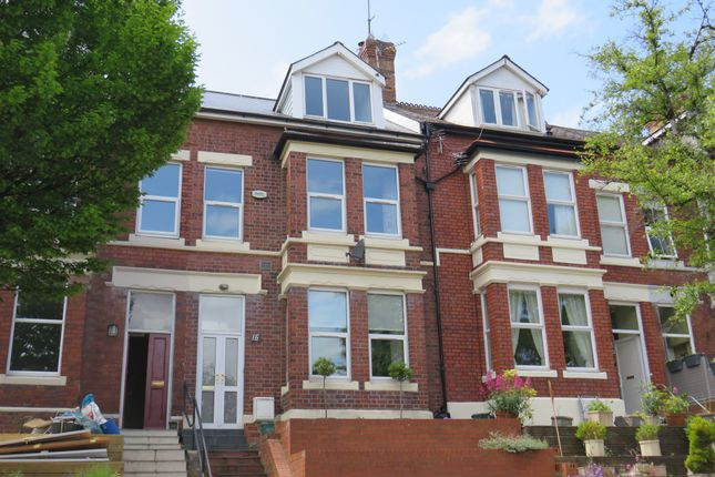 Thumbnail Terraced house for sale in Romilly Road, Barry