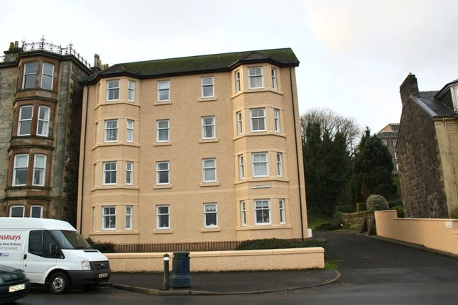 Thumbnail Flat for sale in 3 St Johns Place, Rothesay, Isle Of Bute