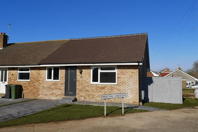 2 bed semi-detached bungalow for sale in Percival Crescent, Eastbourne BN22