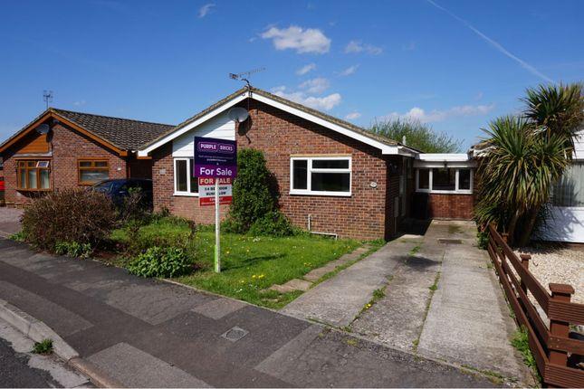 Thumbnail Detached bungalow for sale in Moorcroft Road, Hutton