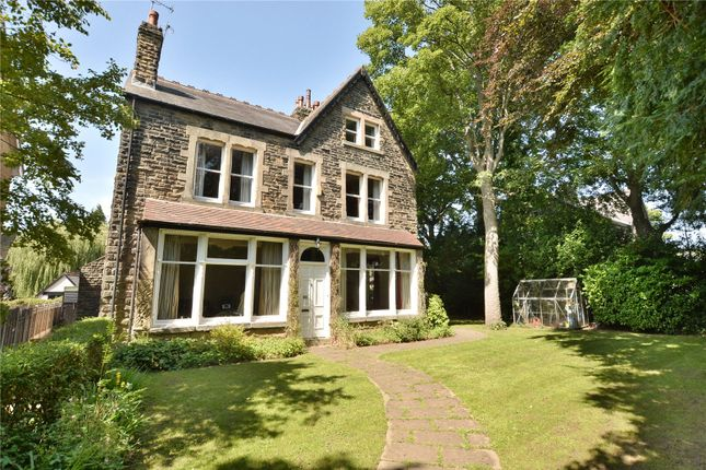 Thumbnail Detached house for sale in Cleveland House, Springwood Road, Oakwood, Leeds