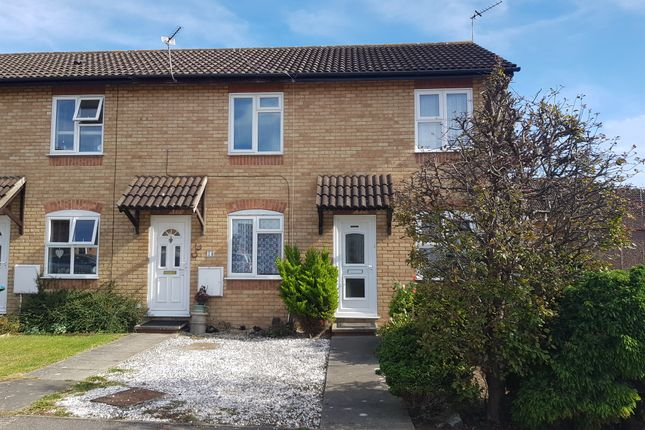 Thumbnail Terraced house for sale in Lodden Close, Hawkslade, Aylesbury
