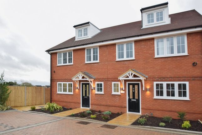 Thumbnail Semi-detached house for sale in High Wycombe