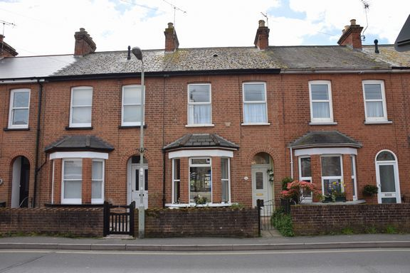 Thumbnail Terraced house for sale in All Saints Road, Sidmouth