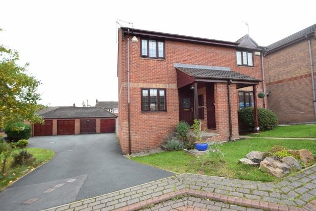 Thumbnail Semi-detached house to rent in Millbank Fold, Pudsey