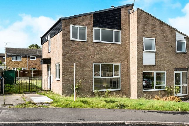 Thumbnail Semi-detached house to rent in Acacia Avenue, Chapeltown, Sheffield