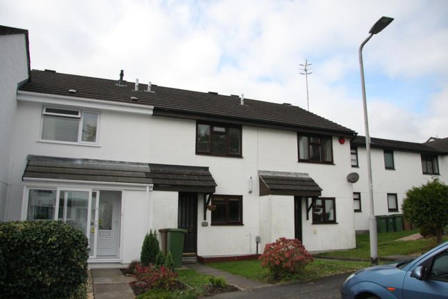 Thumbnail Terraced house to rent in St. Boniface Close, Plymouth