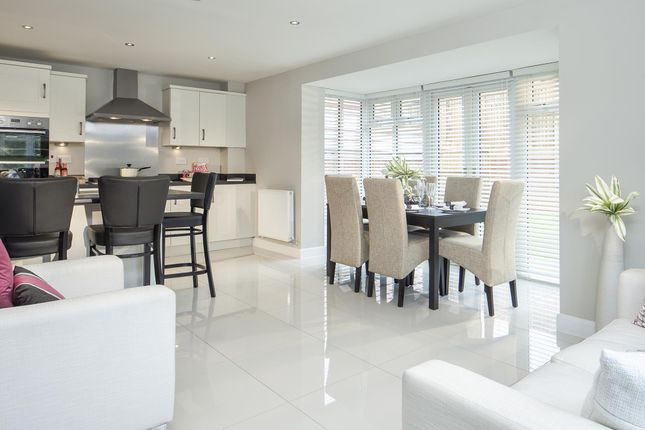 """Thumbnail Detached house for sale in """"Musselburgh"""" at Park Prewett Road, Basingstoke"""