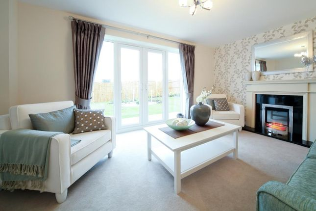 """Thumbnail Detached house for sale in """"The Bradenham"""" at Crabtree Drive, Malton"""