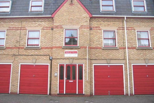Thumbnail Property to rent in Welland House, Whalley Street, Peterborough