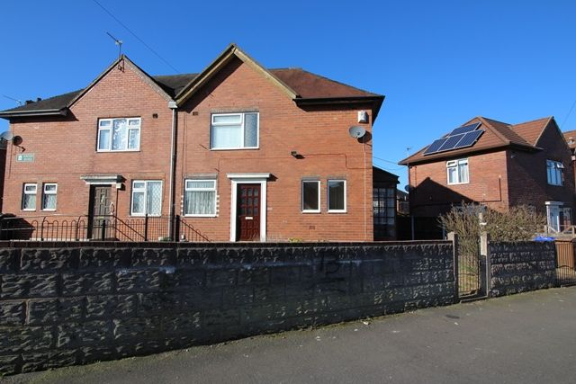 Thumbnail Semi-detached house to rent in Harrowby Road, Meir, Stoke-On-Trent
