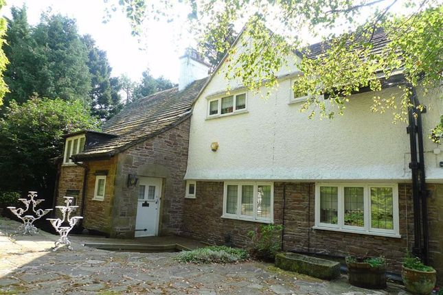 Thumbnail Detached house for sale in The Wash, Near Chapel-En-Le-Frith, High Peak