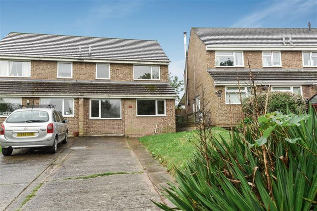 Thumbnail Semi-detached house for sale in 23 St Peters Close, Moreton On Lugg, Hereford