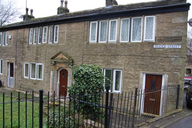 2 bed cottage to rent in Bridge Street, Milnrow Rochdale
