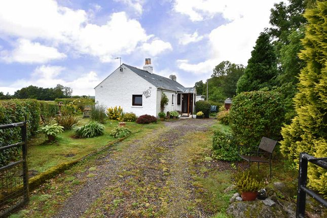 Thumbnail Cottage for sale in Barcaldine, Oban