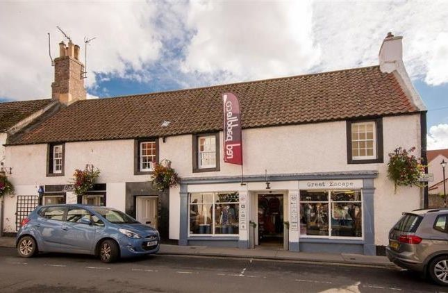Thumbnail Semi-detached house to rent in Smugglers Gate, High Street, North Berwick