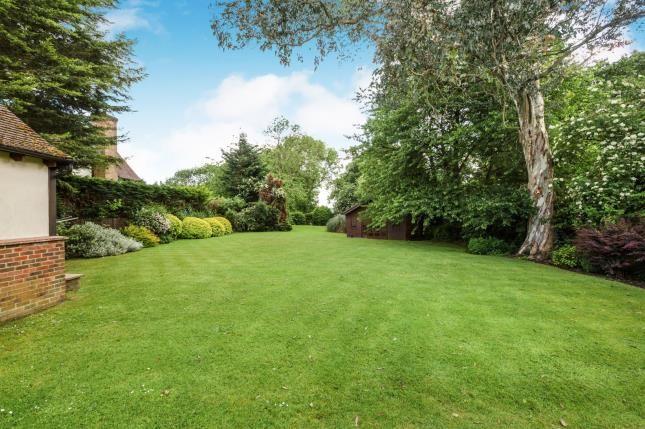 Garden of Kingsingfield Road, West Kingsdown, Sevenoaks, Kent TN15