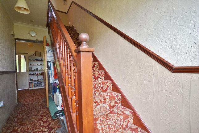 Hallway of Bro Myrddin, Carmarthen SA31