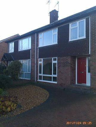 Thumbnail Property to rent in Aspen Avenue, Bedford