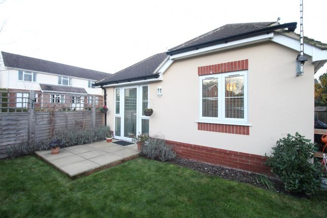 Thumbnail Bungalow to rent in Rivendell Court, Farnborough