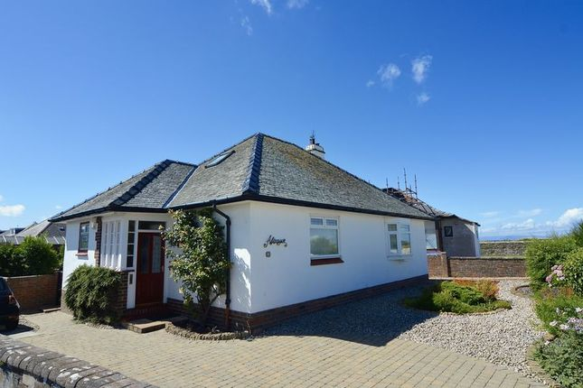 Thumbnail Detached bungalow for sale in Carwinshoch View, Seafield, Ayr