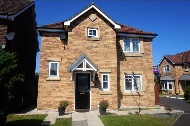 Thumbnail Detached house for sale in Forest Gate, Newcastle Upon Tyne