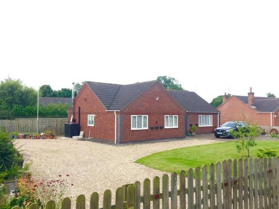 Thumbnail Bungalow for sale in Cole Lane, Boston, Lincs, England