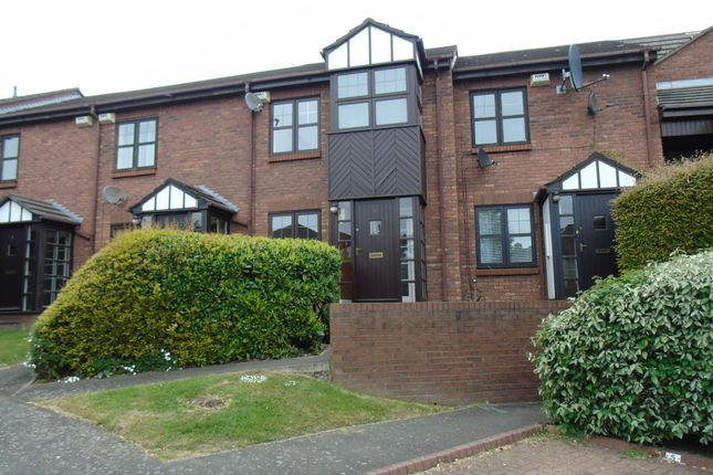 Thumbnail Town house to rent in Portland Mews, Newcastle Upon Tyne