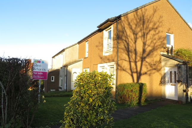 2 bed end terrace house for sale in Woodhill Road, Bishopbriggs, Glasgow