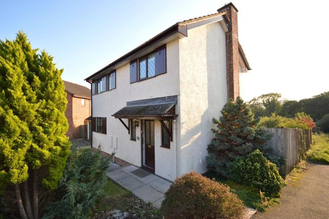 Thumbnail Detached house to rent in Bullands Close, Bovey Tracey, Newton Abbot, Devon