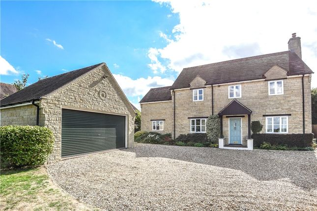 Thumbnail Detached house for sale in Veals Lane, Hinton St. Mary, Sturminster Newton