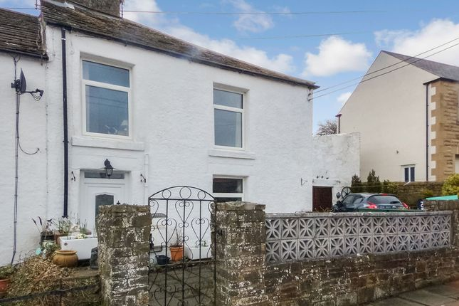 Thumbnail Terraced house for sale in Garrigill Road, Alston