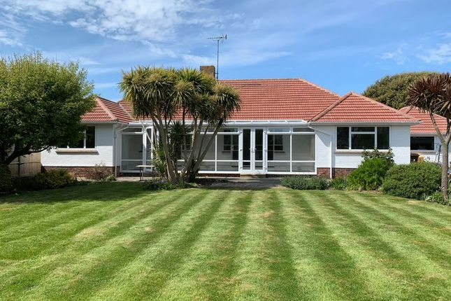 Thumbnail Detached bungalow to rent in St. Malo Close, Ferring, Worthing