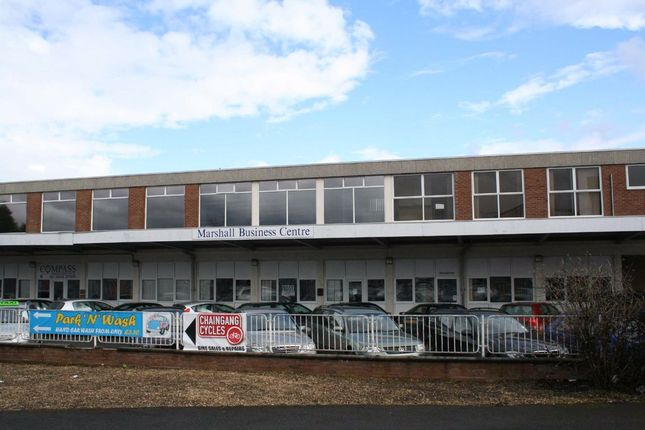 Thumbnail Office to let in Marshall Business Centre, Hereford, Herefordshire