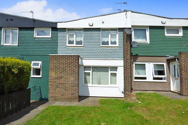 Thumbnail Terraced house for sale in Ashford, Gateshead