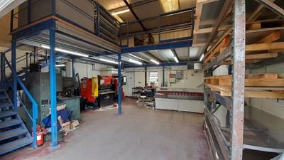 Thumbnail Light industrial for sale in Dolphin Park, Units 1 - 4, Ardglen Road, Evingar Trading Estate, Whitchurch, Hants