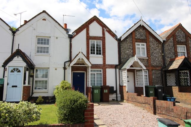Thumbnail Terraced house to rent in West Street, Ewell