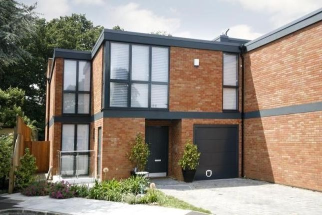 Thumbnail End terrace house for sale in Currie Hill Close, Wimbledon