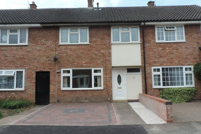 Thumbnail Terraced house to rent in Friar Street, Stafford, Stafford, Staffs