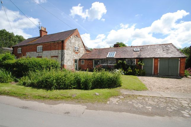 Thumbnail Detached house for sale in High Street, Uffington, Faringdon