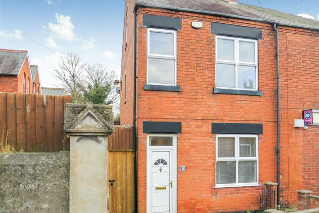 3 bed end terrace house for sale in Forest Road, Huncote, Leicester