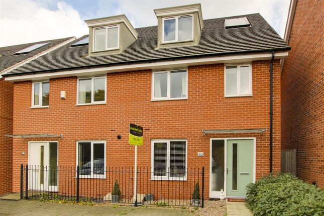 Thumbnail Semi-detached house for sale in Horwood Drive, Wilford, Nottinghamshire