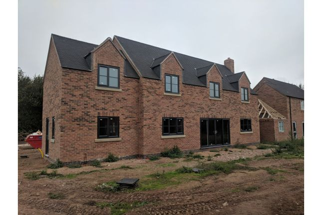 Thumbnail Detached house for sale in Chapel Lane, Norton In Hales, Market Drayton